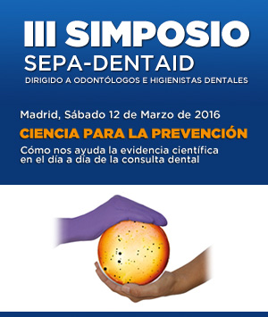 III Simposio SEPA-DENTAID. 2016