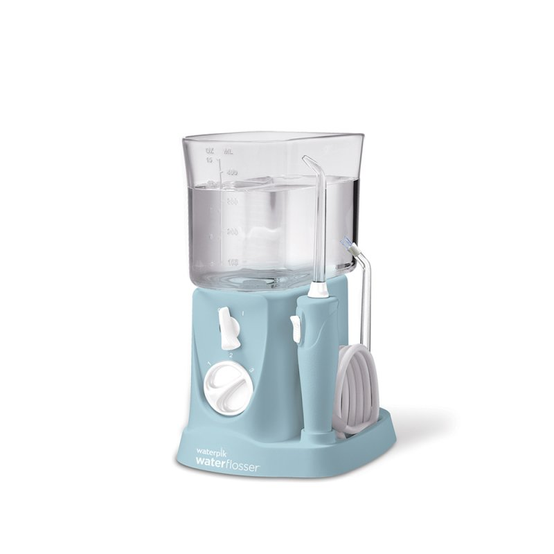 Waterpik® Irrigador Traveler WP-300 Azul