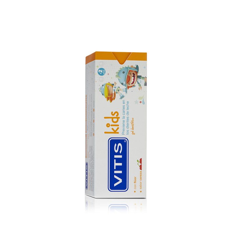 VITIS® Kids gel dentífrico