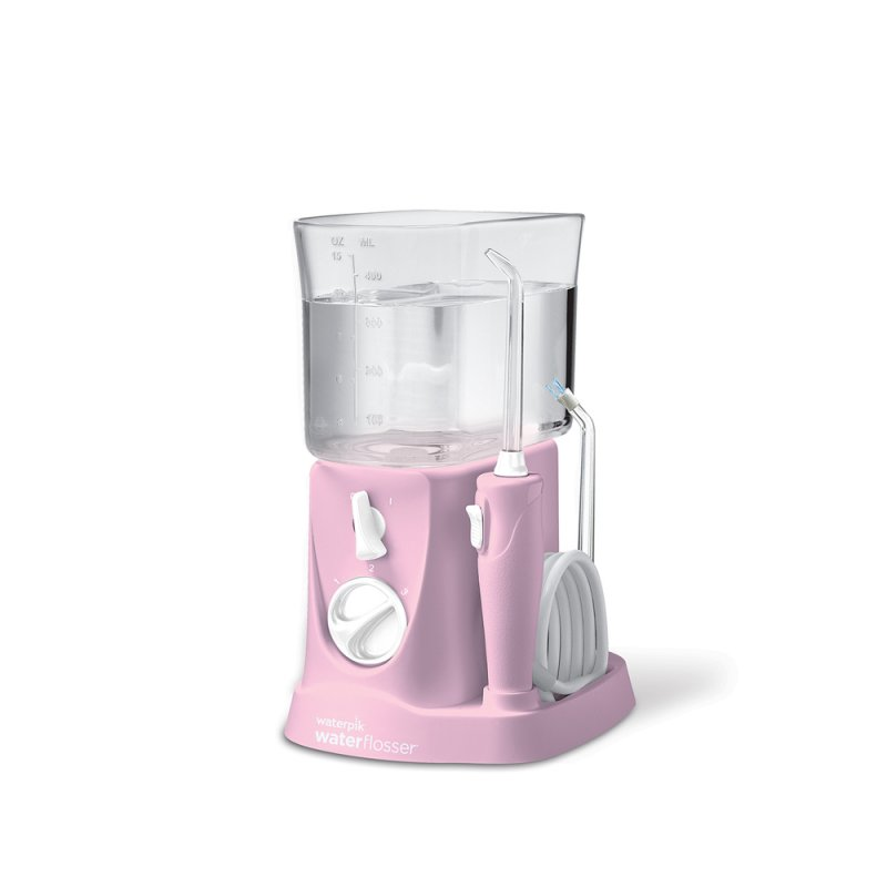 Waterpik® Irrigador Traveler WP-300 Rosa